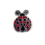 Ladybug - Enamel Charm